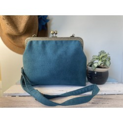 sac avec fermoir 20cm